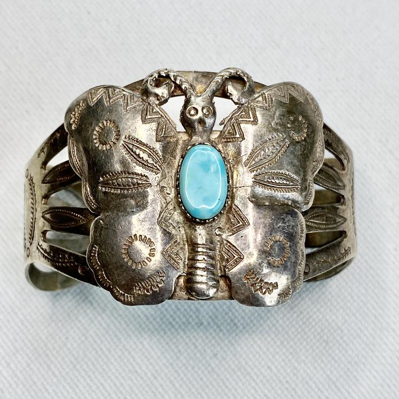 american indian, collectible, and sterling silver image