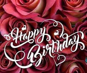 birthday, happy birthday, and nature image