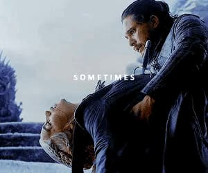 gif, jon snow, and a song of ice and fire image