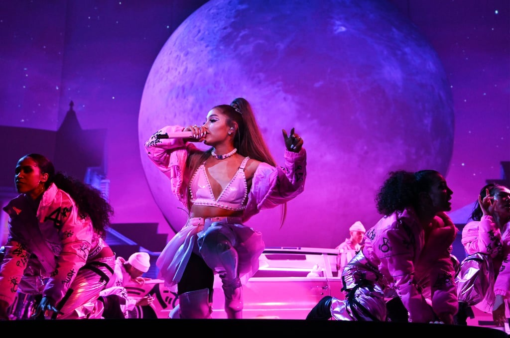 ariana grande, ariana, and sweetener image