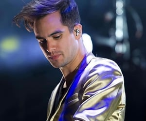 brendon urie, celebrities, and p!at image