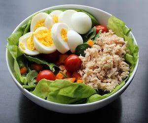 egg, lunch, tasty and food - image #7714275 on Favim.com