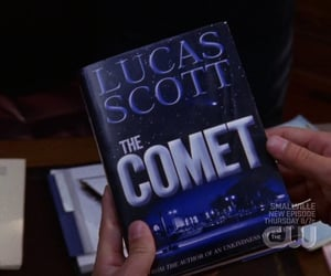 chad michael murray, lucas scott, and the comet image