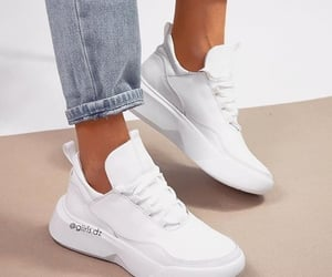 sneakers, tennis sneakers, and daddy sneakers image