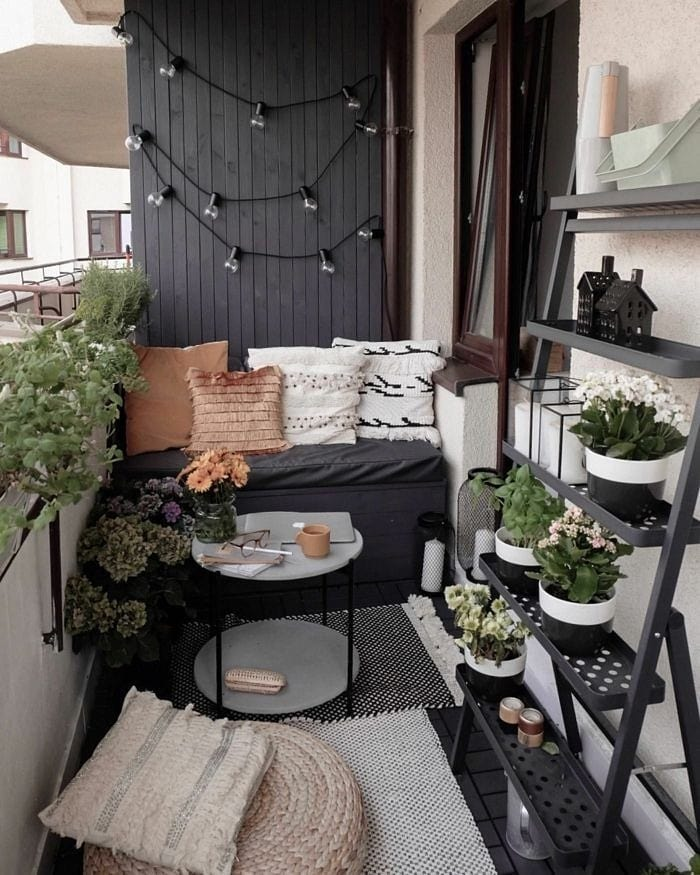 home and balcony image