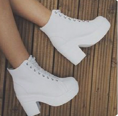 shoes, ankle, and heels image
