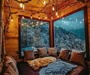 home, winter, and cozy image