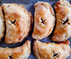 bake, pasty, and yummy image