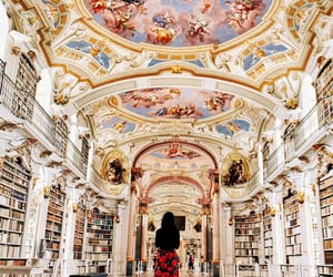 Arquitecture, beautiful, and books image
