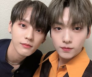 Minhyuk & Soobin