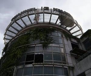 abandoned, radio station, and deserted image