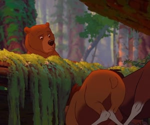 disney, brother bear, and meme this image