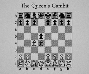 chess, netflix, and the queens gambit image