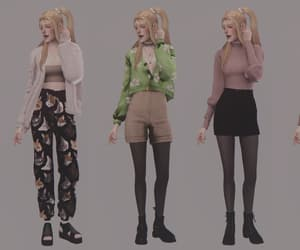 sims, sims3, and sims4 image