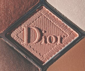 beauty, brand, and dior image