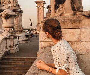 girl, travel, and aesthetic image