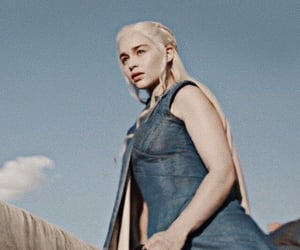silver hair, a song of ice and fire, and game of thrones got image
