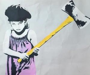 bay, street art, and art image