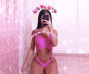 barbie, bunny, and fitness image