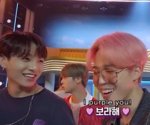 in love, kpop, and bts image
