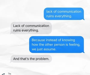 quotes, communication, and feelings image