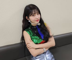 kpop, everglow, and kim sihyeon image