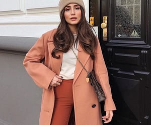 bonnet, fashion, and girl image
