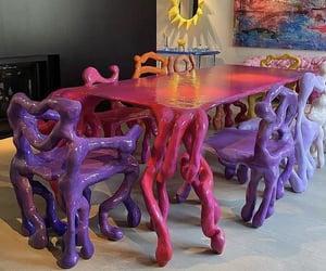 unique, unique furniture, and weird furniture image