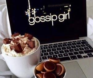 chill, chocolate, and night image