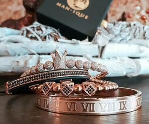 Rose Gold Man Bracelets