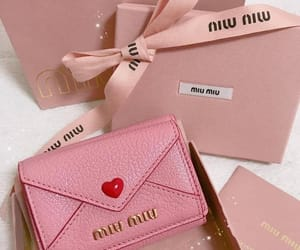 pink, fashion, and miu miu image