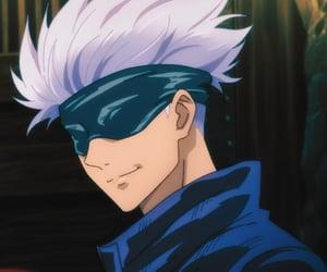 satoru, anime boys icons, and anime boy icon image