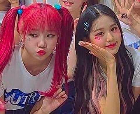 izone, yuri, and lq image