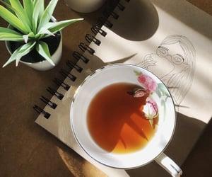 design, room, and tea image