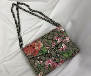 bag, bags, and chic image