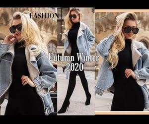 invierno, tendencias otoño invierno, and moda 2020 mujer image
