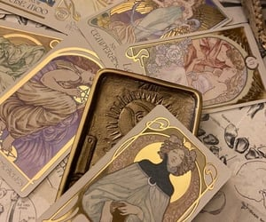 tarot, aesthetic, and art image