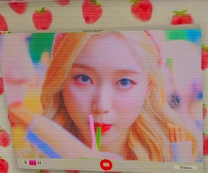 cyber, cybercore, and gowon loona image