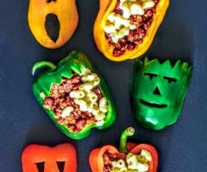 food, peppers, and chili image