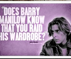 80s, Breakfast Club, and quotes image