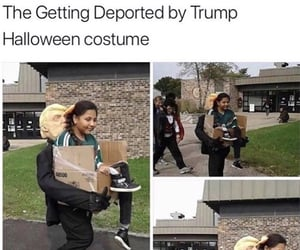 2020, costume, and immigration image