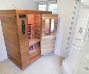 wellness bungalow veluwe and bungalow met sauna image