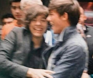 like, louis tomlinson, and larry stylinson image