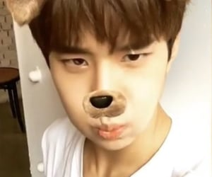 kpop, low quality, and jungwoo image