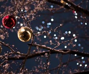 christmas, aesthetic, and light image