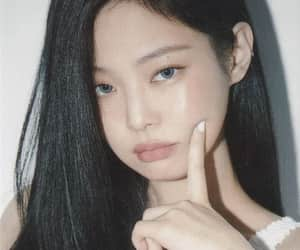 korea, korean, and jennie image