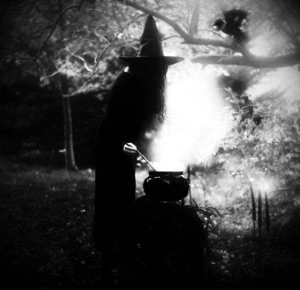 article, witch, and karma image