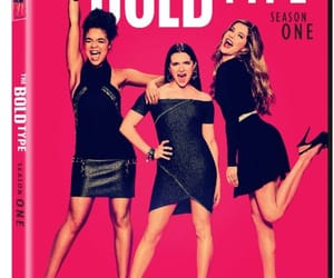jane, scarlet, and the bold type image
