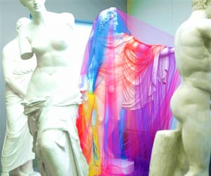 aesthetic, art, and color image