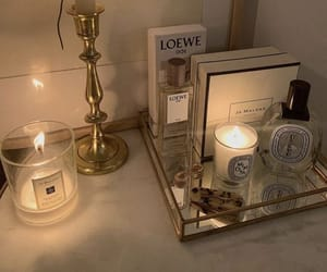 aesthetic and candle image